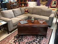 Brand New 2 piece fabric sectional Frederick, 21701