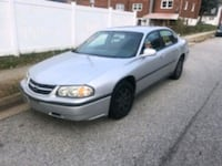 2004 Chevrolet Impala base Baltimore