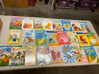 K-2 Children's book bundle of about 50 books All for $19 Las Vegas, 89121