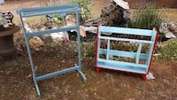 Drying rack or Retro bookstand-price reduced Nanaimo, V9T 5R1