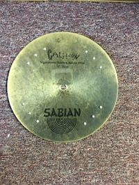 Rare Sabian Signature Will Calhoun Alien Effects Cymbal Wilmington, 19804