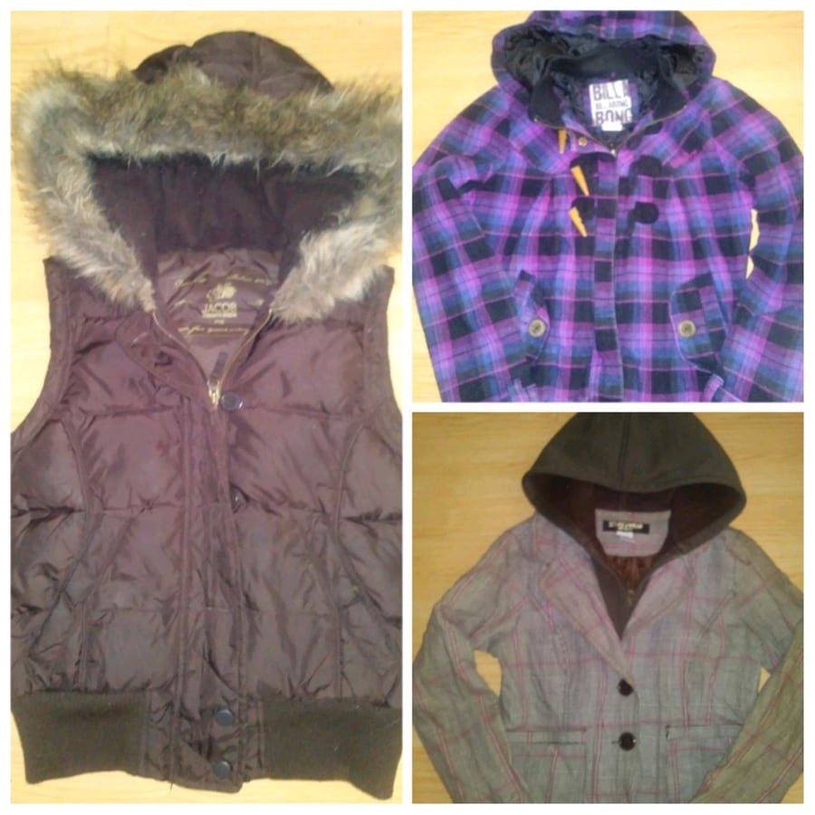 Ladies/Youth jackets