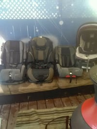 4 car seats,great shape  Edmonton