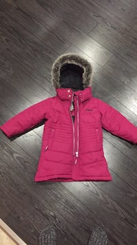 Dark pink Oshkosh winter jacket Brampton, L6X 4W1