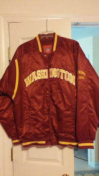 Men's washington redskin jackets Fredericksburg, 22407