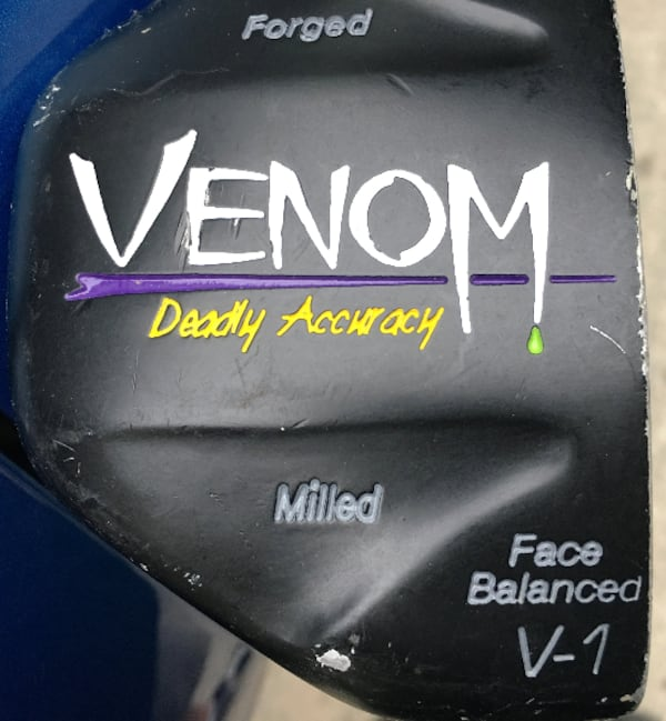 Knight Forged Venom Deadly Accuracy Milled Face Putter dc762547-b027-40c8-9e54-8c94867a49c5