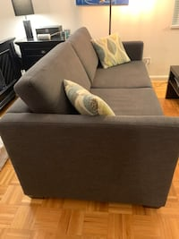 Stylish grey Sofa Bed in excellent condition ! New York, 10280