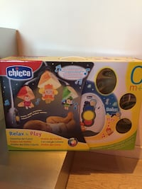 Chicco Relax & Play box Novate Milanese, 20026