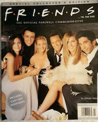 Friends collectors edition book Lakewood, 90713