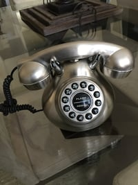 Phone Stainless - 1950's Style Mississauga