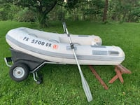 Inflatable Deluxe Boat with Honda Motor Hummelstown, 17036