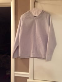 Dove grey sweatshirt that is brand name New York Jeans