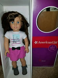 All american doll Hastings, 68901