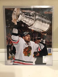 Blackhawks Stanley Cup Photo  Chicago, 60618