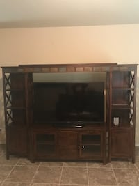 Entertainment Center/Coffee and Console Table (tv not included)