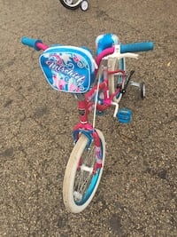 """Mischief Girl Bicycle 18"""" with training Wheels"""