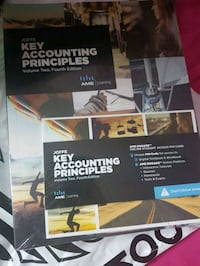Key accounting principles v2ed4 with ame code Waterloo, N2K 2X9
