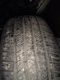 Like new All season tires  Prince Edward, K0K