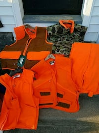 XL Hunting outdoor camouflage clothes