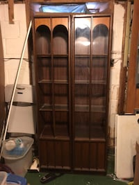 Old China Cabinet, missing left side glass   Bowie, 20715