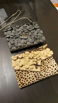 ELA purses (2 available) new! Leopard or Grey Toronto, M4P 2C8