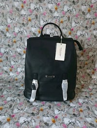 David Jones Black Backpack.  Winnipeg, R3T 2G6