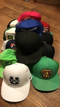 assorted color fitted cap lot Smithfield, 84335
