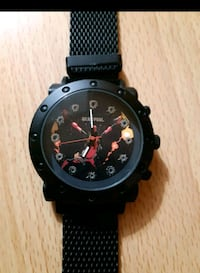 NEW Official marvel deadpool watch Victoria, V8X 1H3