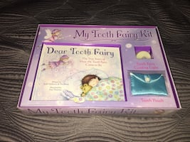 My Tooth Fairy Gift Set