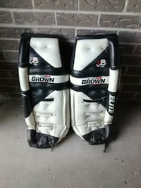 Brown Elite 30' Goalie Pads Toronto, M1B 2M1