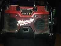 Milwaukee portable job site radio Langley, V3A