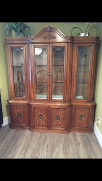 Hutch with lights Sherwood Park, T8A 5K4