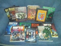 collectible game books Edmonton, T5T 3J7