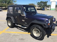 Jeep - Wrangler - 1998 Johnston