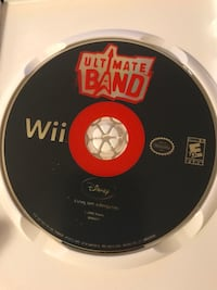 Wii - Ultimate Band. North Las Vegas, 89031