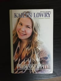 New Kailyn Lowry Pride Over Pity book Maple Ridge, V2X 8R9