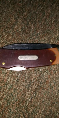 Schrade 510T Old Timer Knive
