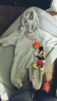 gray and red Mickey Mouse print shirt Grand Rapids, 49504