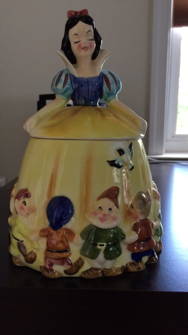Disney Cookie Jars >> Walt Disney Cookie Jar