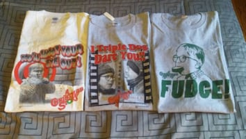 Christmas Story T Shirts 2XL