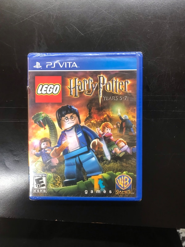 lego harry potter 5-7 yrs ps vita
