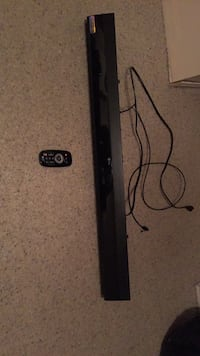 LG sound bar comes with remote  Calgary, T2A 6S6