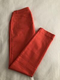 Marciano mid rise peach pants, size 4 Toronto, M4V 1Z6