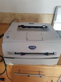 Brother monochrome laser printer