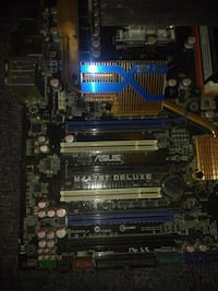 Asus m4a79t deluxe w 32 gig of ram and power  Memphis, 38105