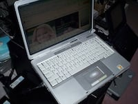 "Wireless WiFi Compaq Laptop Notebook AMD 14"" LCD 2GB DVDRW Win 7 Pro - $119 Schererville"