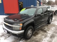*Z71 4x4* 2007 CHEVROLET COLORADO LT Z71 4WD- Ask About Our Guaranteed Approval Process Des Moines