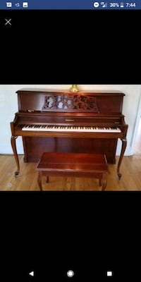 Baldwin upright piano with bench  Bay Shore, 11706