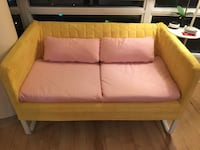 IKEA love seat + all the cushions in the picture!