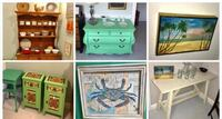 Vintage fun home decor and refinished furniture 22 mi